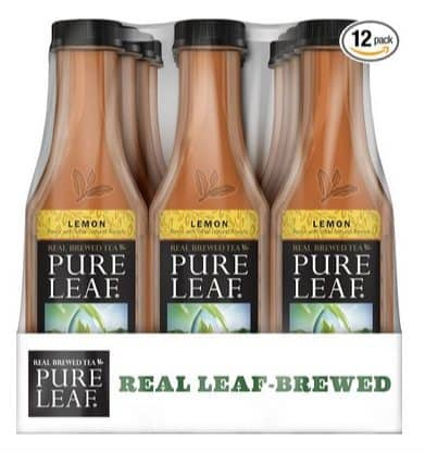 Pure Leaf Tea Lemon 12-Pack Only $6.59 Shipped