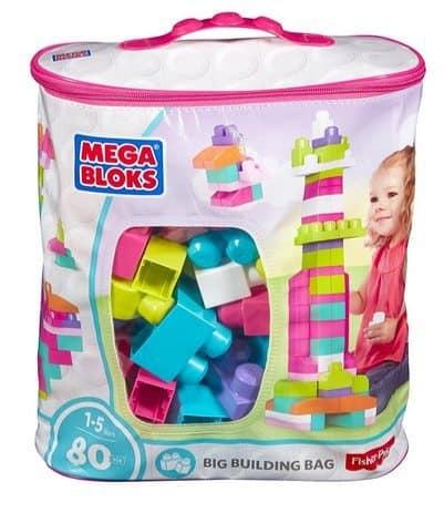 Mega Bloks Big Building Bag Only $10 **Great 5 Star Toy**