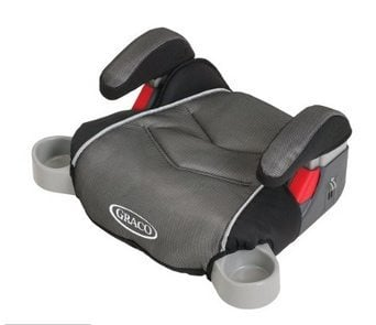 Graco Backless Turbobooster Car Seat Only $16.05
