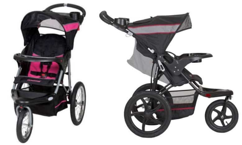 Baby Trend Expedition Jogger Stroller Only $54.88