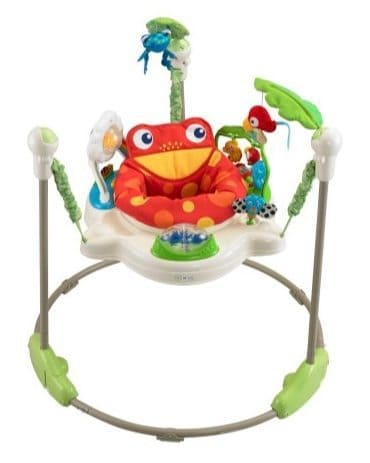 Fisher-Price Rainforest Jumperoo $59.79 (Was $100)