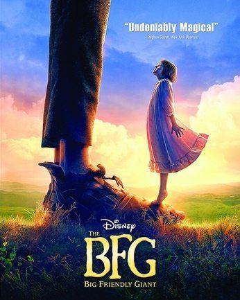 Disney's The BFG Movie Digital Download Only $2.99