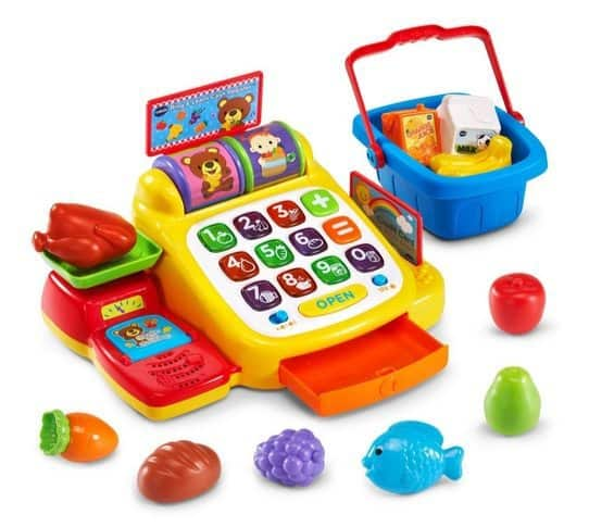 VTech Ring and Learn Cash Register Only $14.98