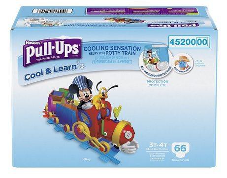 Pull-Ups Cool & Learn Training Pants $16.74