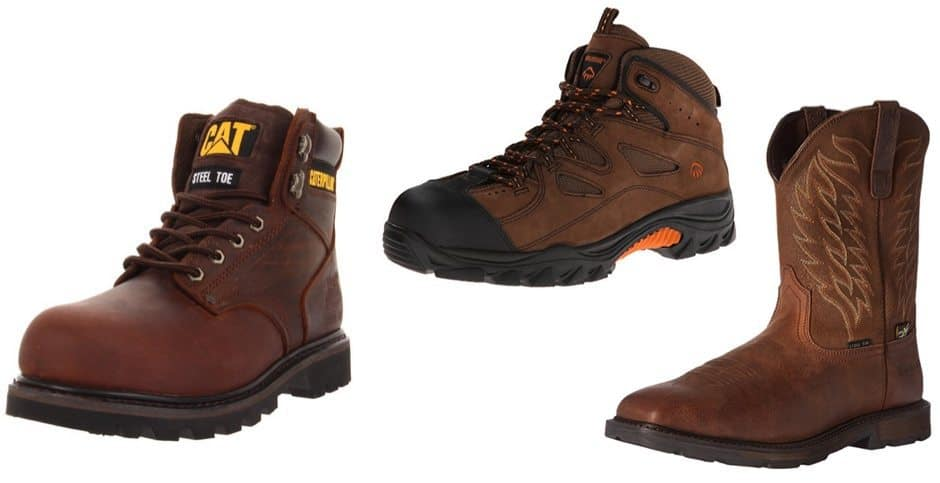 Up to 57% Off Work & Safety Boots **Today Only**