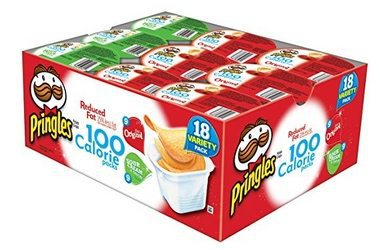 Pringles 2 Flavor Snack Stacks 18 Count $6.16 Shipped **Only 34¢ Each**