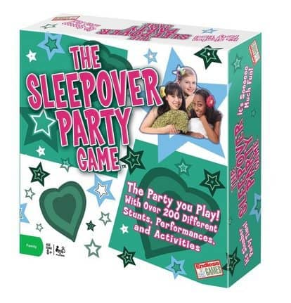 The Sleepover Party Game Only $11.98