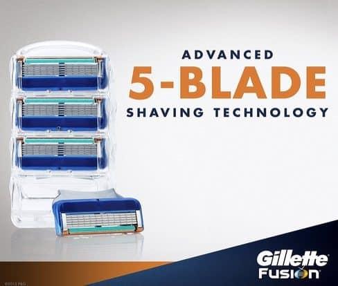 Gillette razor blade coupons printable