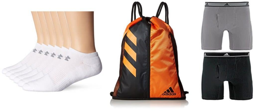 Up to 40% Off Athletic Clothing Accessories **Today Only**
