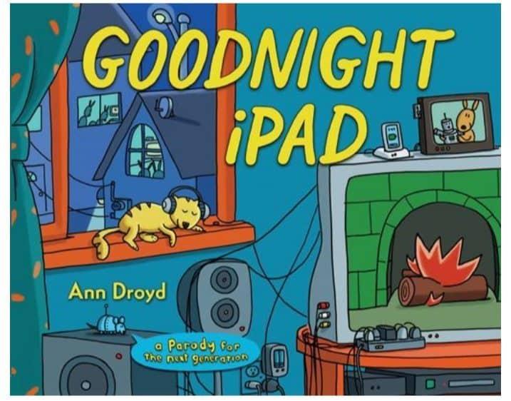 Goodnight iPad Hardcover Book $6.99 (Was $16)