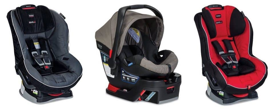 Up to 45% Off Britax Car Seats **Today Only**