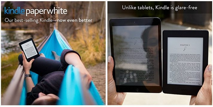 Amazon Kindle Paperwhite Only $99