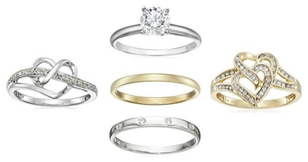 Up to 70% Off Diamond Rings & Wedding Bands **Today Only**