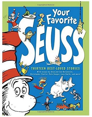 Your Favorite Seuss Hardcover Book ~ 13 Best-Loved Stories $10.99 (Was $35)