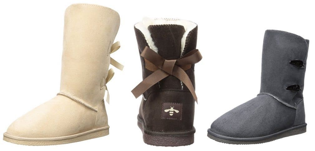 Cozy Women's Boots Only $19.99 **Today Only**