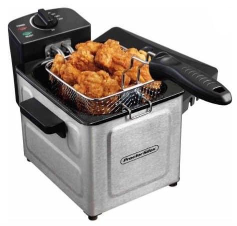 Proctor Silex 1.5 L Professional-Style Deep Fryer $15