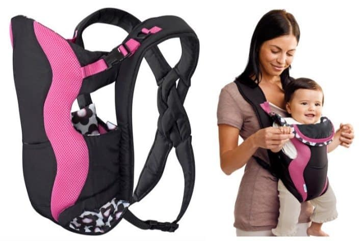 Evenflo Breathable Soft Infant Carrier Only $13.88