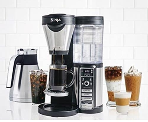 Ninja Coffee Bar Brewer with Thermal Carafe & 18 oz. Insulated Tumbler $121.99 (Was $200) **Today Only**