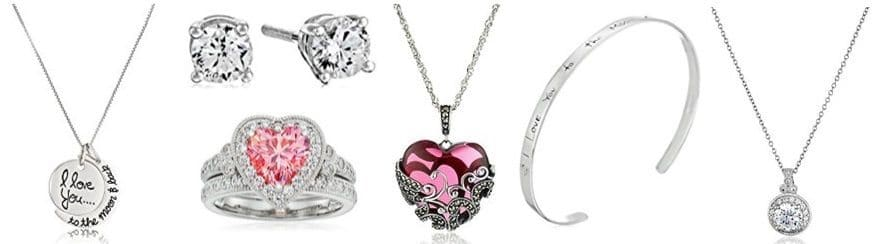 Up to 53% Off Valentine's Day Jewelry **Today Only**