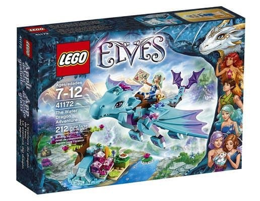 LEGO Elves The Water Dragon Adventure Only $12.79