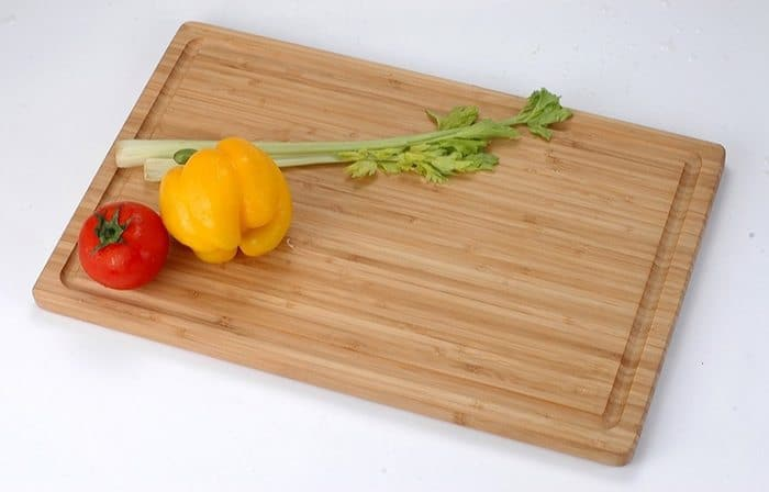 Utopia Kitchen Extra Large Bamboo Cutting Board Only $15.99 (Was $40)