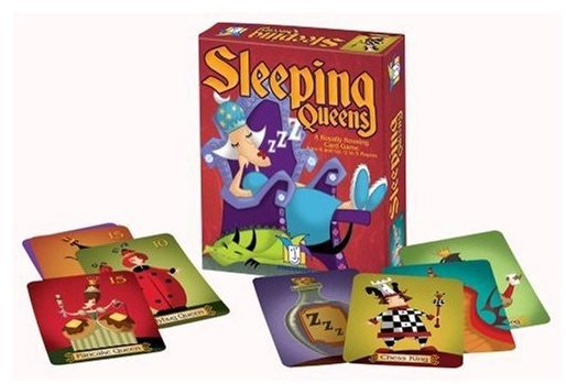 Sleeping Queens Card Game $6.12 **Highly Rated**