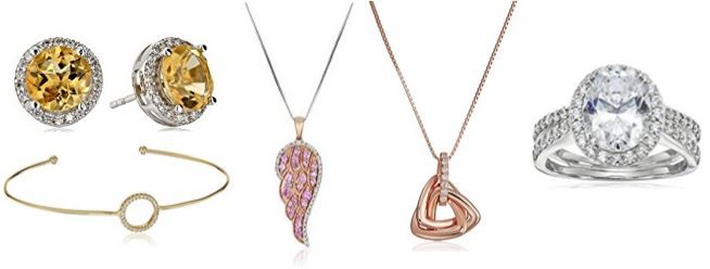 Up to 81% Off Valentine's Day Jewelry **Today Only**