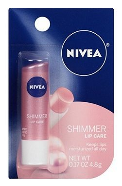 NIVEA Lip Care 25% Off Coupon ~ Shimmer Tubes Only 91¢ Each Shipped
