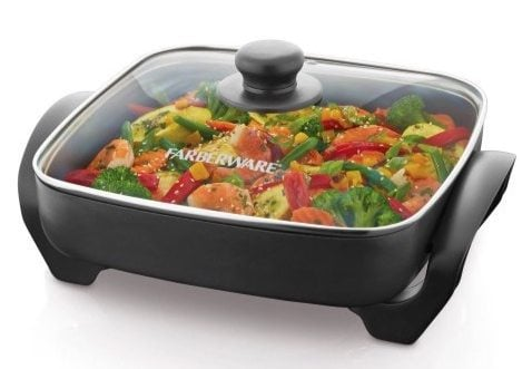 Farberware Electric Skillet Only $9.60