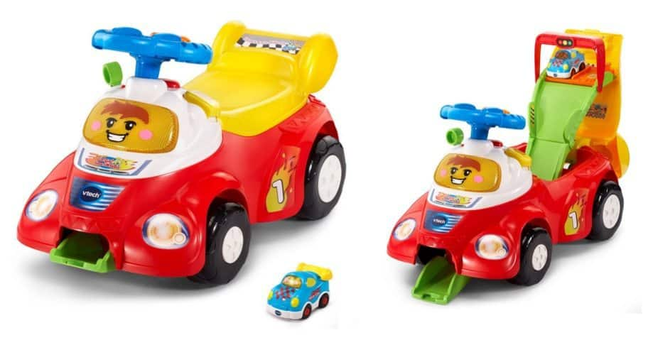 VTech Go! Go! Smart Wheels Launch and Go Ride On $20.98 (Was $45)