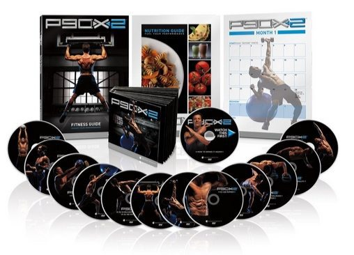 P90X2 DVD Workout Base Kit $49.80 (Was $139.80) **Today Only**