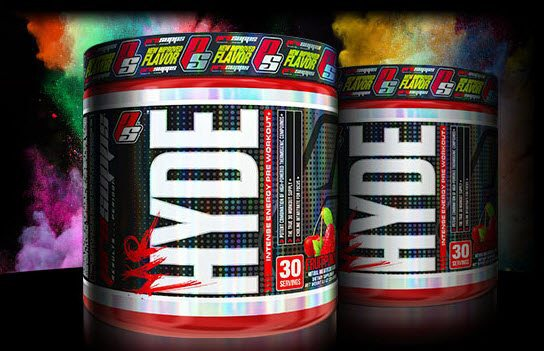 FREE Prosupps One Week Supply Mr. Hyde Pre-Workout