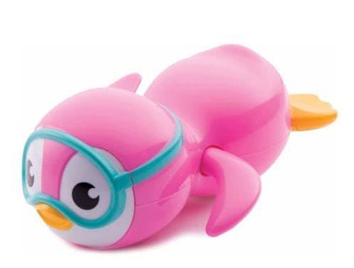 Munchkin Wind Up Swimming Penguin, Pink $3.20 (Was $8)