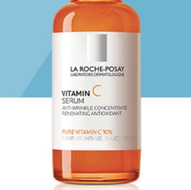 FREE Sample of La Roche-Posay Vitamin C Serum