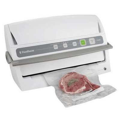 The FoodSaver V3240 Vacuum Sealing System $59.99 (Was $120)