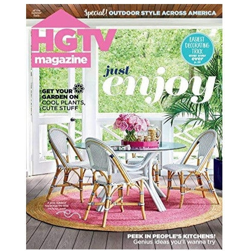 HGTV Magazine Deal | Only .00 Per Year **Lowest Price Ever**
