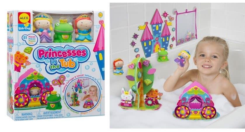 ALEX Toys Rub a Dub Princesses in the Tub Only $10.85 <br>(Was $25)