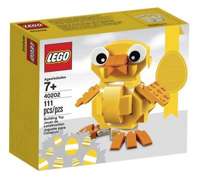 LEGO Easter Chick Building Kit Only $9.99