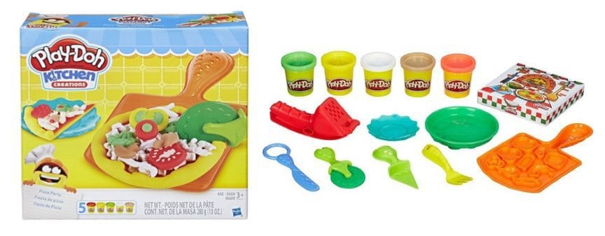 Play-Doh Kitchen Creations Pizza Party Only $6.99