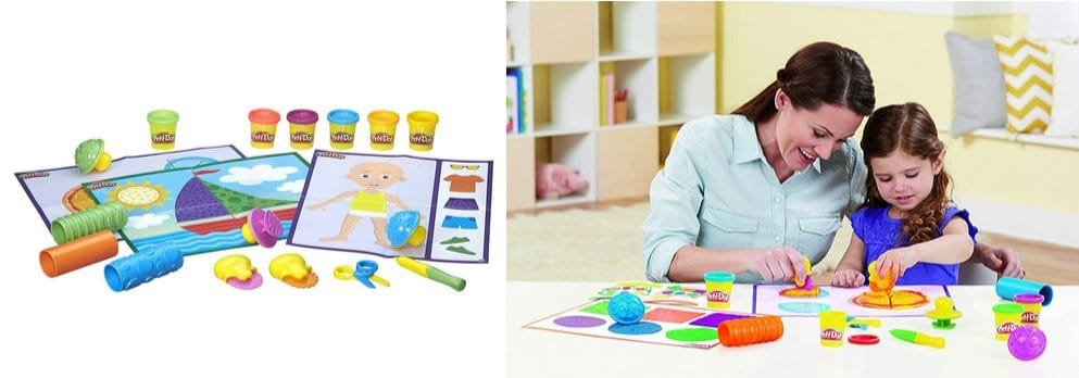 Play-Doh Shape and Learn Textures and Tools $8.82