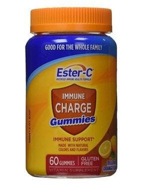 Ester-C Vitamin C Immune Charge Gummies 60 Count $2.74 Shipped