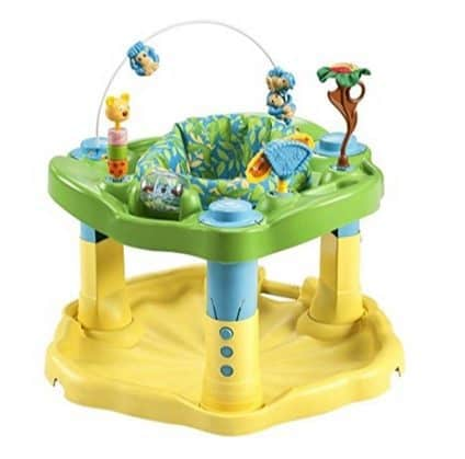 Evenflo Exersaucer Bounce & Learn Zoo Friends <br>Only $39.99 (Was $60)
