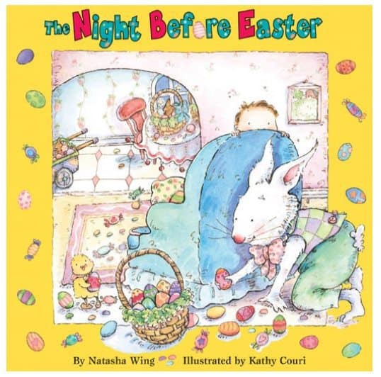 The Night Before Easter Only $3.49