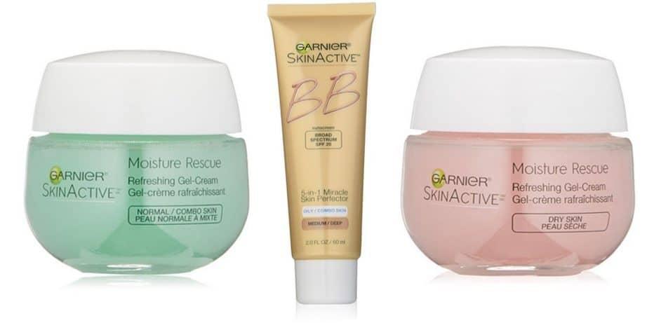 HOT Garnier SkinActive Deals ~ Moisture Rescue Gel-Cream Only $3.29 Shipped