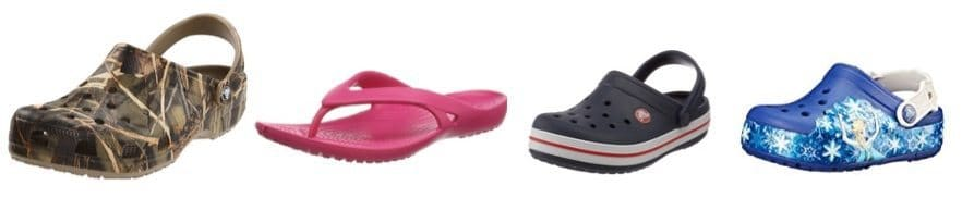 Up to 63% Off Crocs Shoes **Today Only**