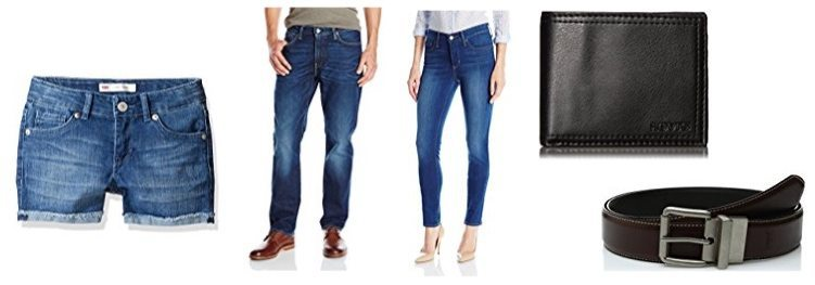 Up to 50% Off Levi's Jean & More **Today Only**