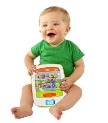Bright Starts Lights & Sounds Funpad Musical Toy Only $5.88