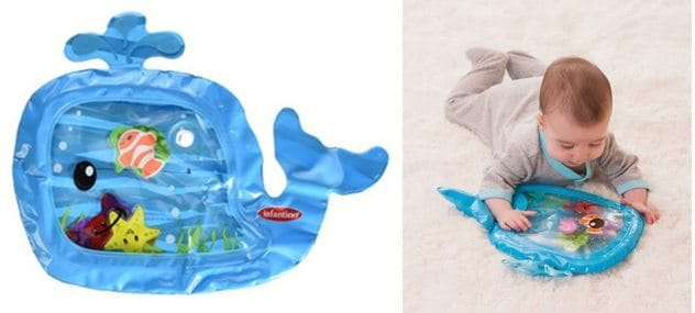 Infantino Pat and Play Water Mat Only $5.99