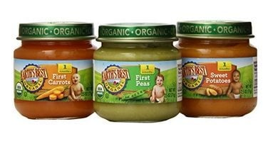 Earth's Best Organic My First Veggies 12 Count Variety Pack $5.69 **Only 47¢ per jar shipped**