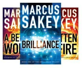 The Brilliance Trilogy by Marcus Sakey Only $2.67 **Highly Rated**